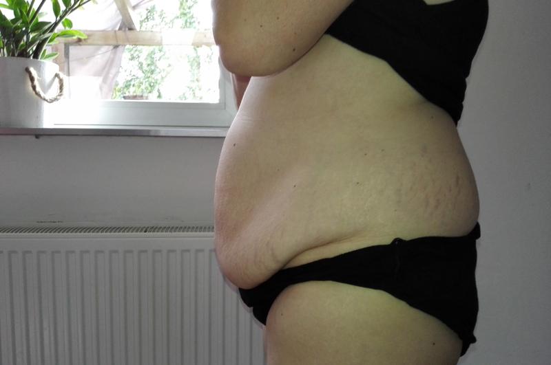 hoe ziet 10 kilo afvallen eruit