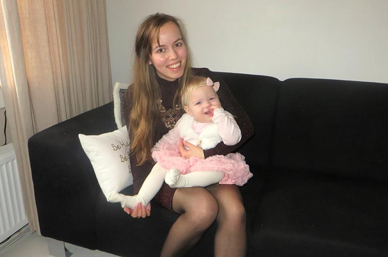 aankomen borstvoeding