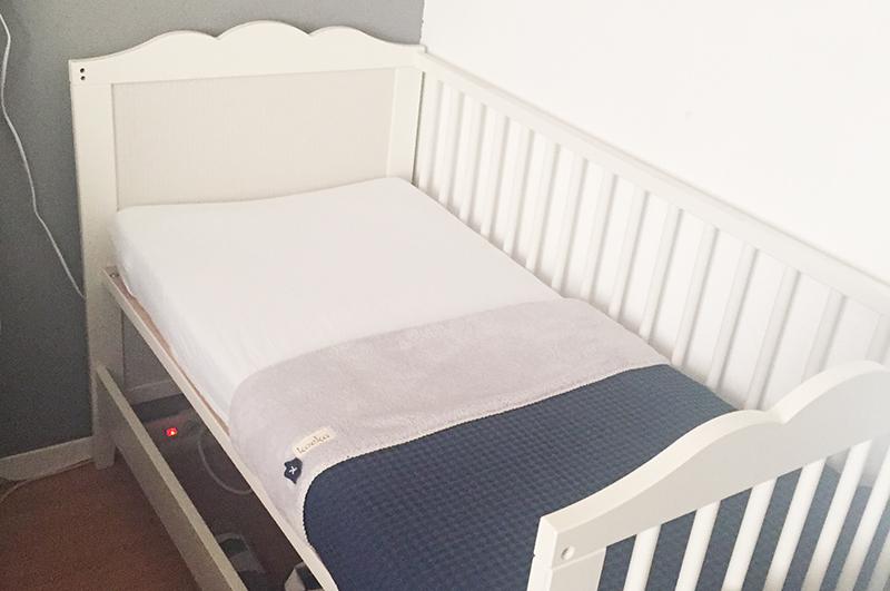 Geen eigen kamer voor de baby mamakletst - Gordijn voor baby kamer ...