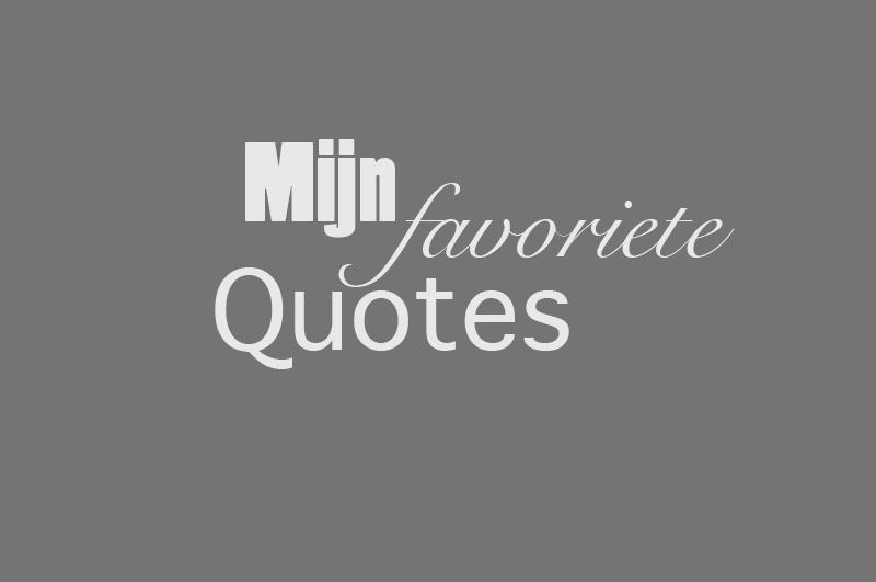 favoriete-quotes