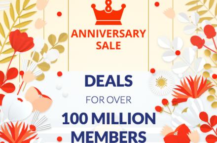 Aliexpress shoppers opgelet! Van 28 tot en met 30 maart 2018 viert Aliexpress haar 8ste verjaardag. Hoe? Met waanzinnige kortingen! Ik vertel je vandaag welke te gekken producten je bij Aliexpress kunt scoren. Kijk en shop je mee?