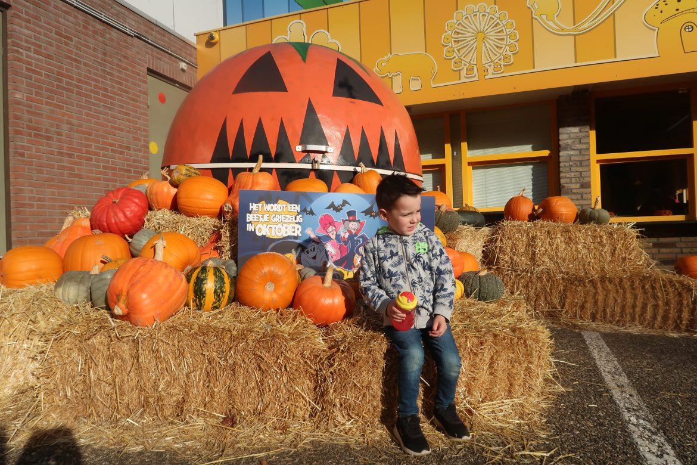 Wanneer Valt Halloween.Halloween Bij Julianatoren Apeldoorn Met Kinderen