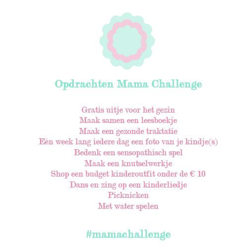 Mama challenge 12