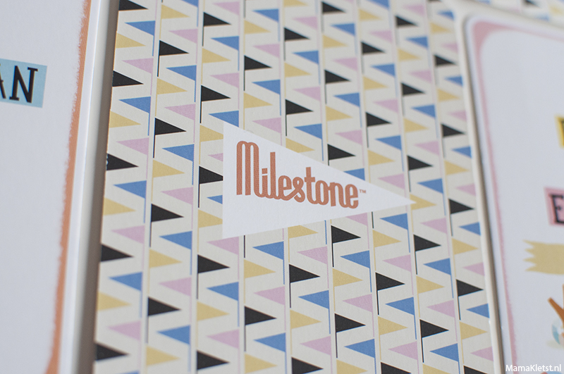 Milestone-cards