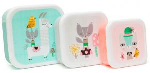 Petit Monkey lunchbox - 15x broodtrommels voor je kind - Wehkamp