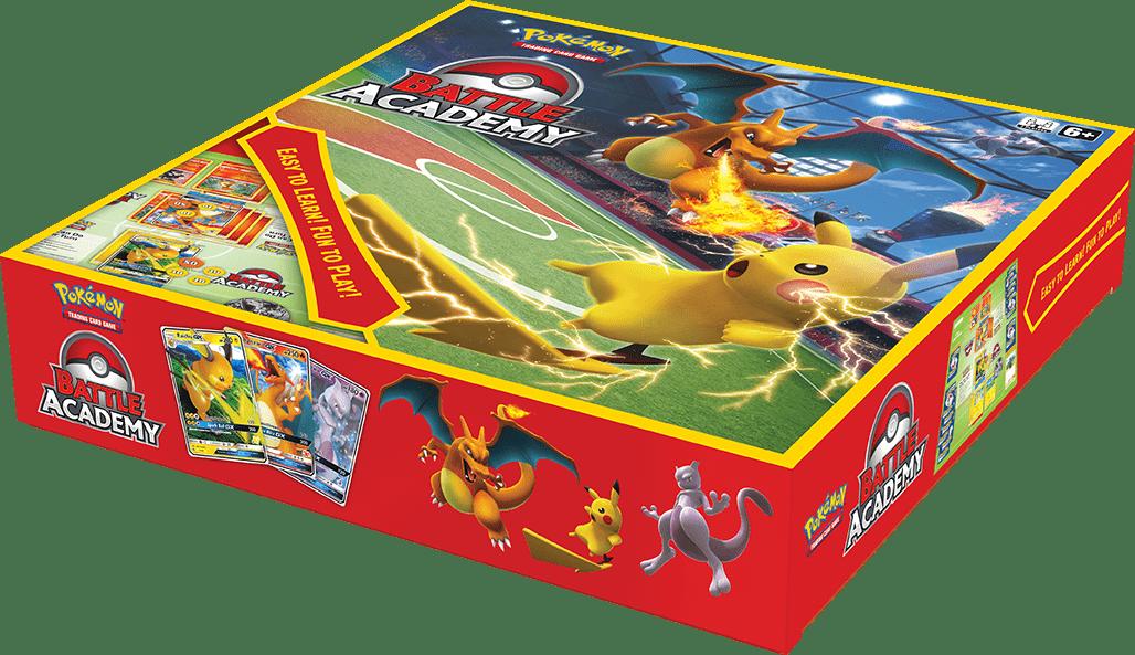 Het is zo ver! Er is een Pokemon bordspel verkrijgbaar. Battle Academy is er voor kinderen en hun ouders en de spelregels zijn makkelijk te begrijpen.