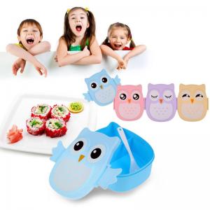 Uiltjes Lunchbox met vakjes - 15x broodtrommels voor je kind - Aliexpress