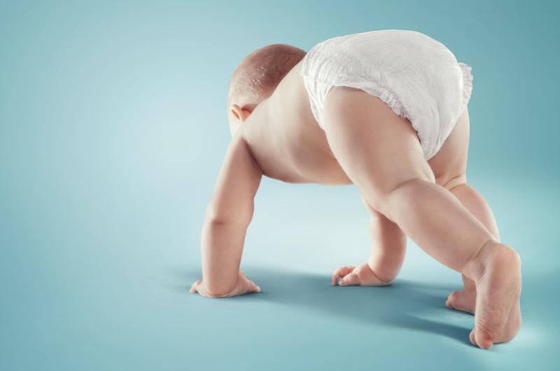 Doorlekluiers, iedere ouder kent ze wel; baby's die tot hun nek toe onder de poep zitten. Doorlekluiers voorkomen doe je zo!