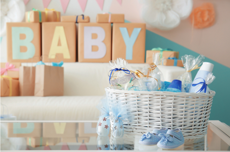 Spullen Voor Babyshower.Babyshower Tips En Ideetjes Om Zelf Te Organiseren