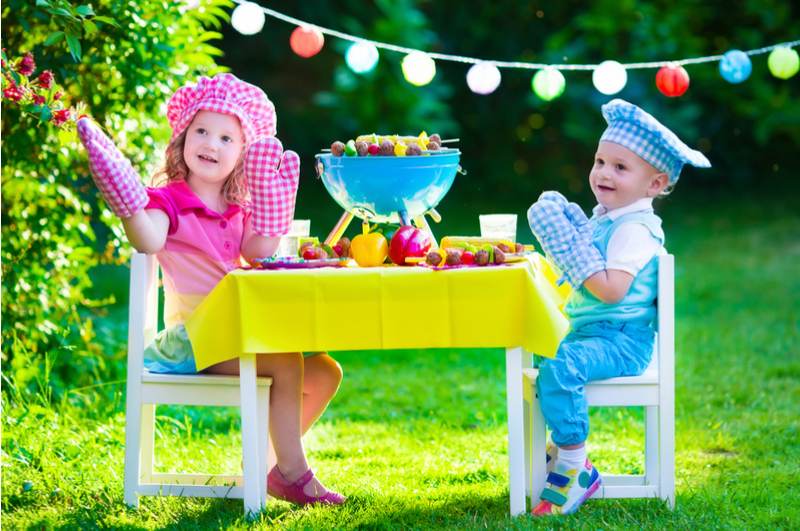 Barbecueën met kinderen? Met deze handige tips weet je zeker dat het een gezellige en bovenal veilige barbecue wordt!