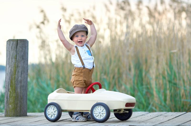 Buitenspelen heeft een goed effect op de gezondheid ontwikkeling en het immuunsysteem van kinderen. Zo lukt het je kinderen vaker naar buiten te krijgen!