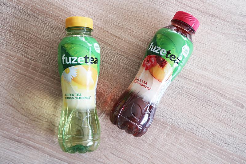 Fuze Tea is een nieuw drankje, gemaakt door Coca Cola. Ze beloven een caloriearm drankje. Dat klinkt veelbelovend, maar of het drankje wel echt zo verantwoord is, zocht ik voor je uit.