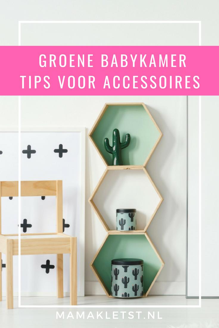 Een groene babykamer geeft rust en is sfeervol. Lees én kijk wat de kleur groen met een ruimte kan doen. En vind de leukste accessoires voor de babykamer.