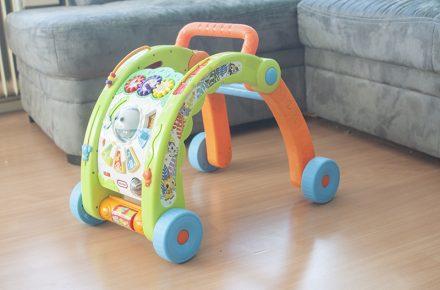 little tikes activity walker light 'n go