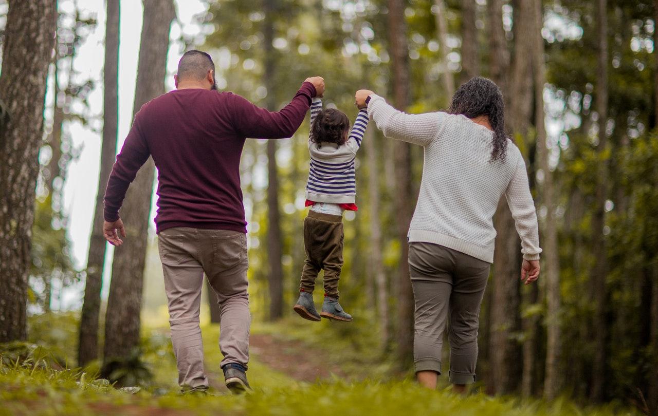 wandelroutes met kinderen