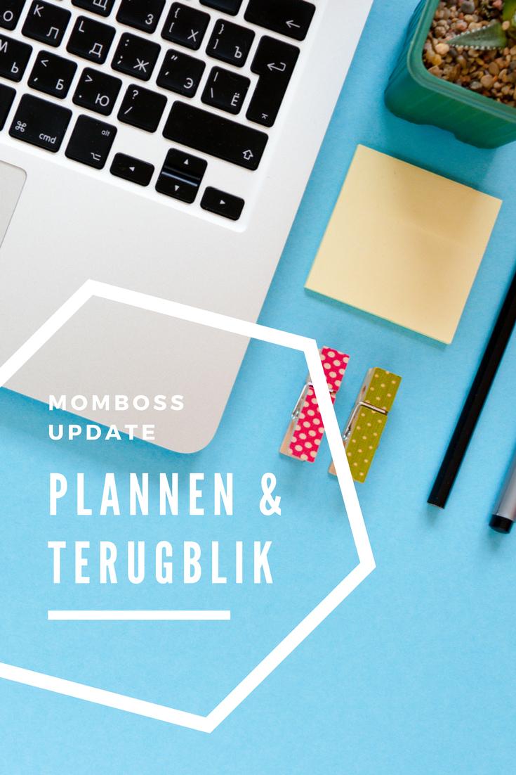 Al 8 jaar ben ik zelfstandig ondernemer, maar pas sinds kort neem ik mijn blog, wat mijn eigen bedrijf is, echt serieus. In deze momboss update praat ik je bij over dingen die ik geleerd heb en mijn plannen en doelen voor de komende tijd.