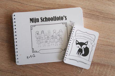Het schoolfotoboek van Milya is een erg mooi boek om klassenfoto's en pasfoto's van je kinderen in te bewaren om het samen te documenteren. Ik geef tijdens de Paashop met 26 bloggers een exemplaar weg, samen met het uitsprakenboekje.