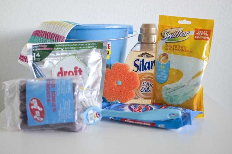 schoonmaakpakket