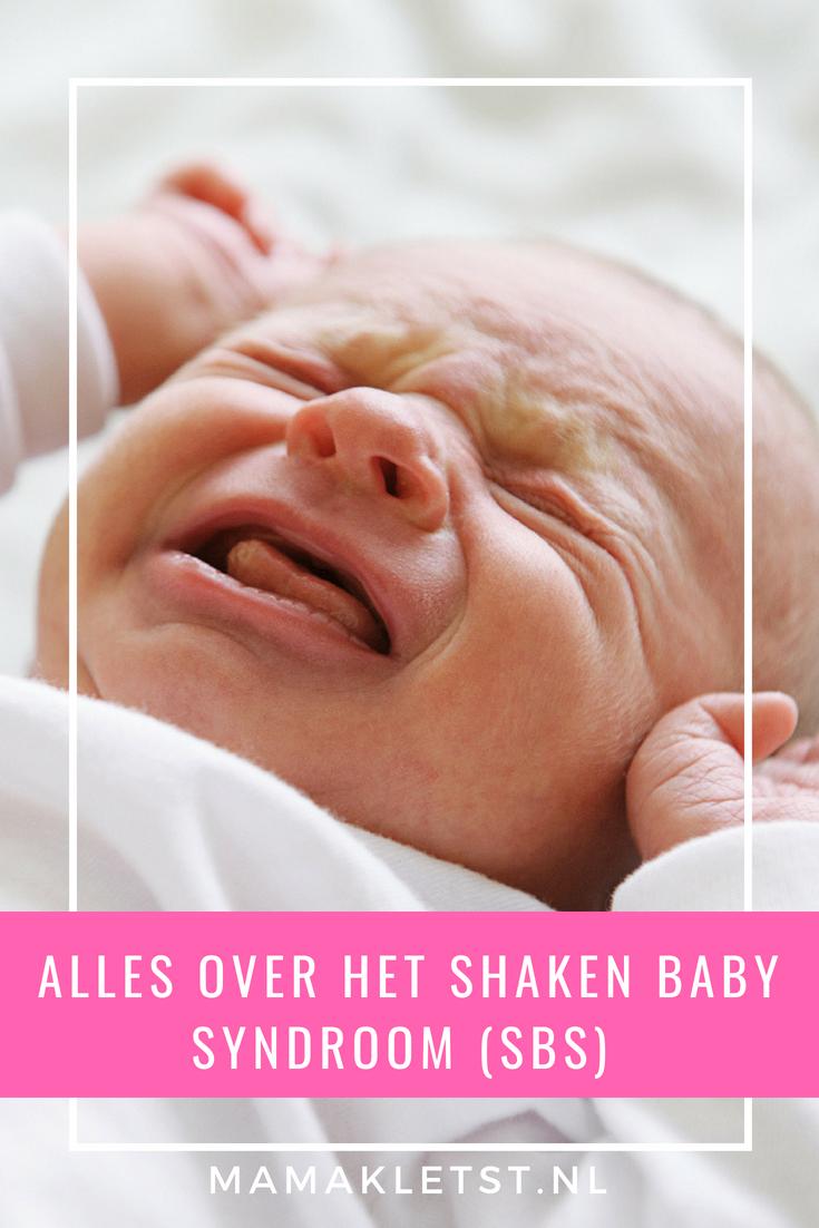 Het Shaken Baby Syndroom is het gevolg van hardhandig omgaan met een baby. Door de baby bijvoorbeeld te schudden of hard neer te leggen.
