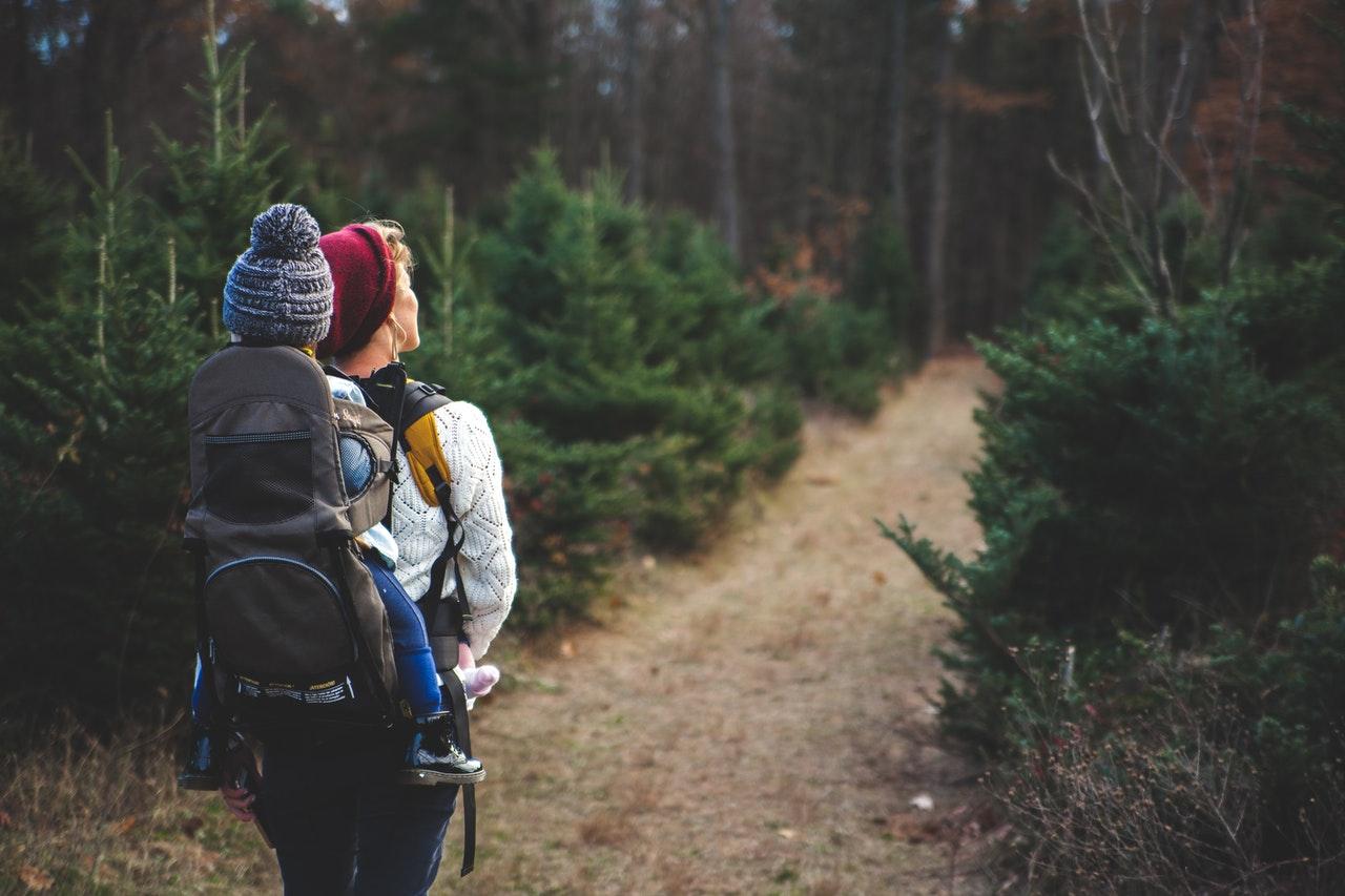 weekend weg met kinderen - wat neem je mee?
