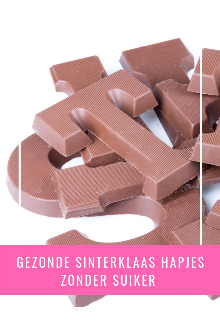 Gezonde Sinterklaas hapjes recepten (zonder suiker!) - MamaKletst.nl