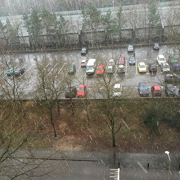 sneeuwen