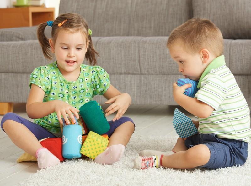 activiteiten in en rondom het huis voor kinderen