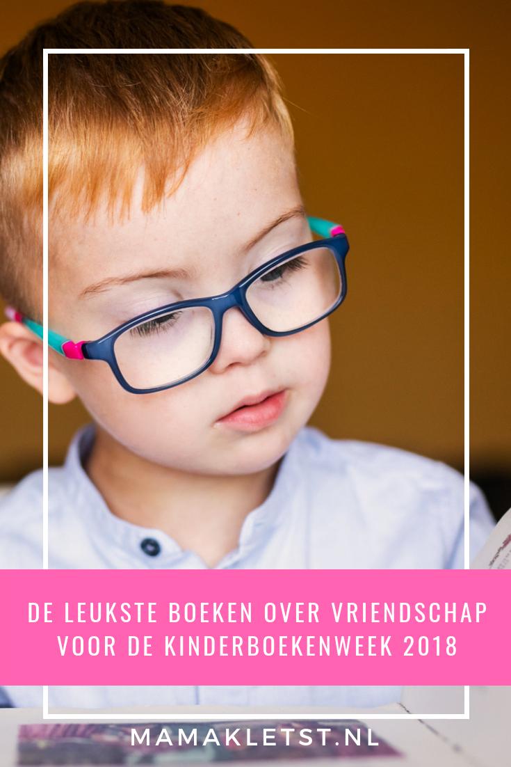 Kinderboekenweek 2018: 20x de leukste boeken over vriendschap